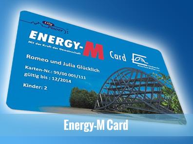 Energy-M Card