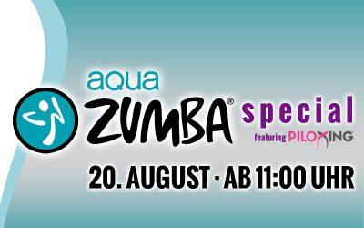 Aqua Zumba® special