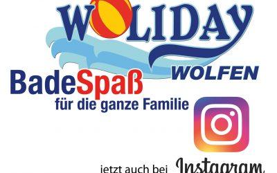 Woliday auf Instagram